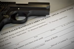 Indiana Concealed Carry License